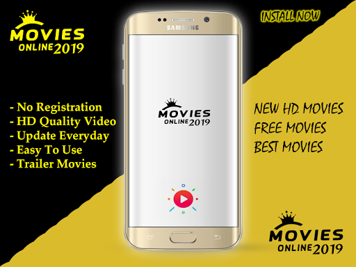 Screenshot for New HD Movies 2019 - Free Movies Online in United States Play Store