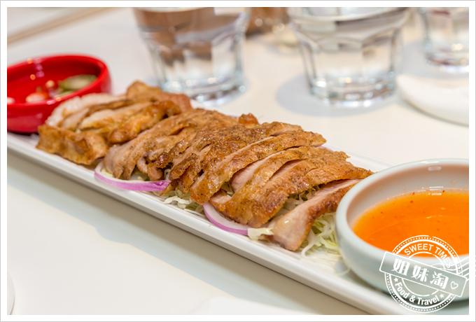 PAPAYA泰-泰式料理焱烤松阪豬2