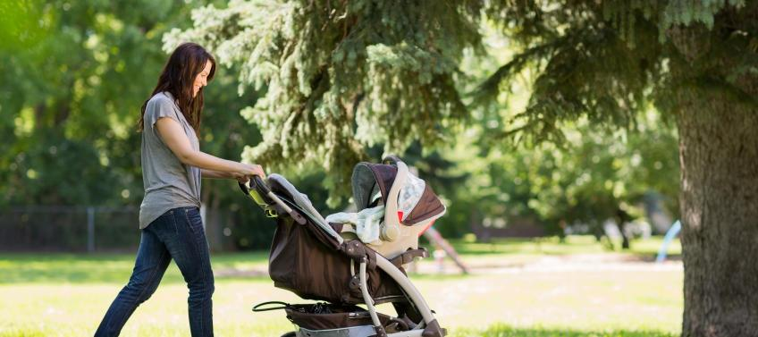 Best Places to Walk or Run with a Stroller in Houston - Mommy Nearest