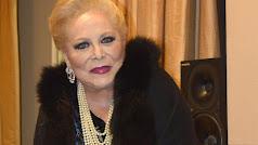 La cantante española, en una imagen de archivo.