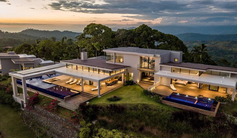 Maison avec piscine Puntarenas