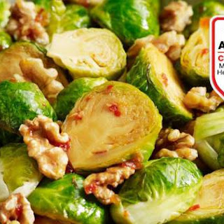 Sweet And Spicy Brussel Sprouts Recipes
