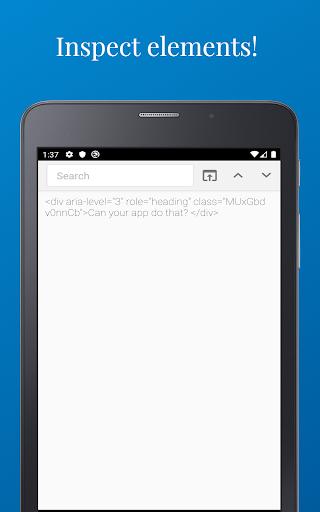 Inspect and Edit HTML Live screenshot 10
