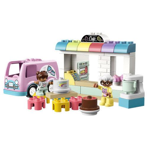 Contenido de Lego® 10928 Pastelería