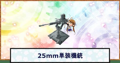 25mm単装機銃 アイキャッチ