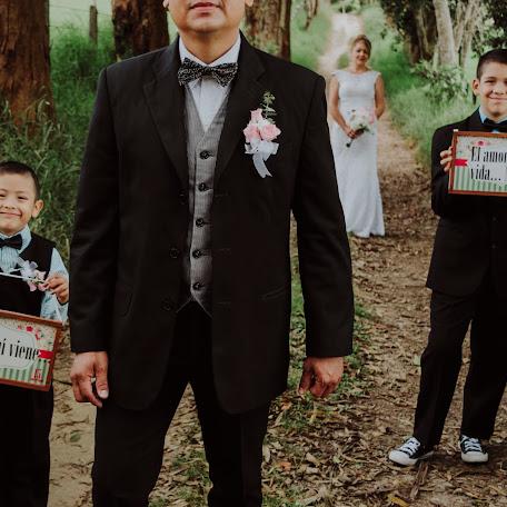 Fotógrafo de bodas Daniel Ramírez (Starkcorp). Foto del 15.12.2017