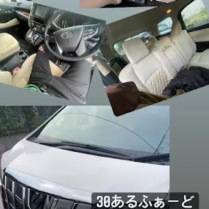 アルファード AGH30Wのカスタム事例画像 兄貴〜!?さんの2021年10月15日21:18の投稿