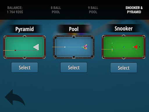 Pool Online - 8 Ball, 9 Ball modavailable screenshots 17