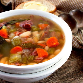 Ham & Bean Soup Recipes