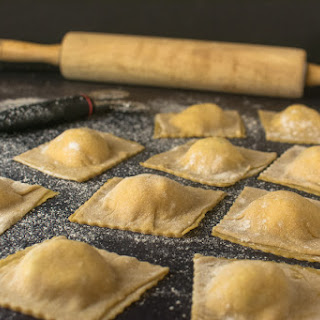 Crab Ravioli With Ricotta Recipes