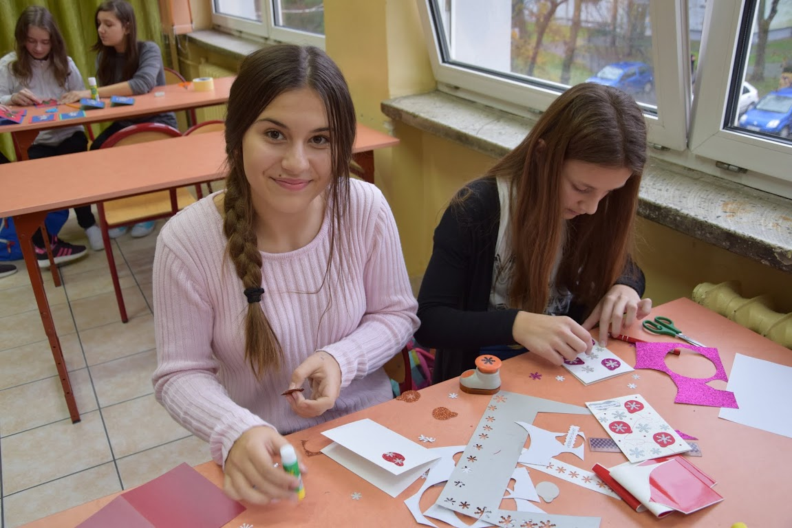Fabryka kartek świątecznych