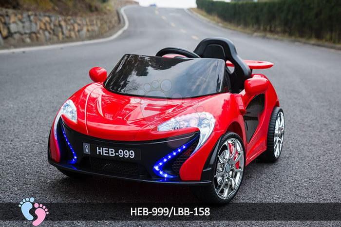 Xe hơi điện kiểu dáng thể thao LBB-158 13