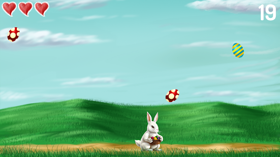 Bunny Rabbit Eggs Collector- screenshot thumbnail