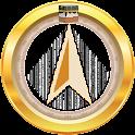 Qibla compass Direction  Mecca icon