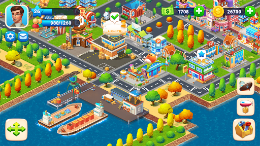 City Bay : Farming & City Island screenshot 4