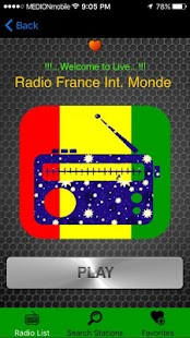 Guinea Radio- screenshot thumbnail