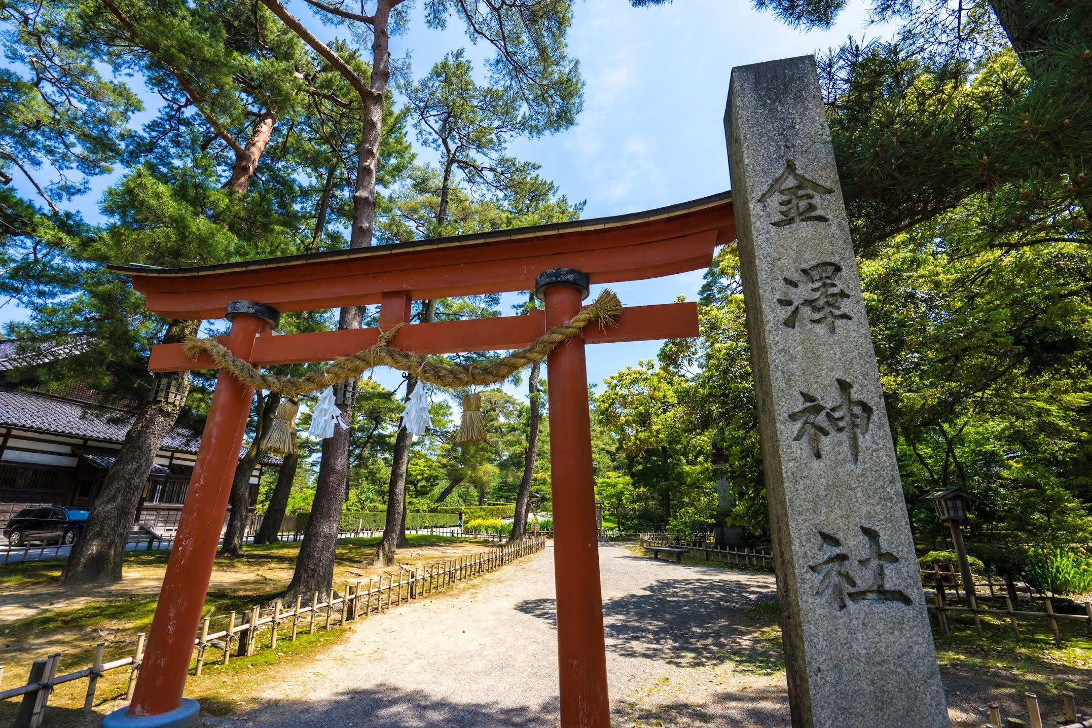 Kanazawa Shrine1
