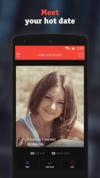 Fotochat - Chat, flirt and date