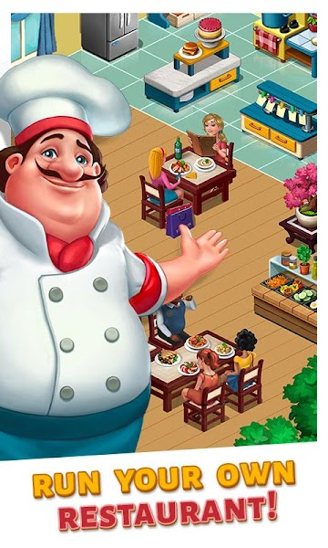 ChefDom: Cooking Simulation v1.1 [Mod]
