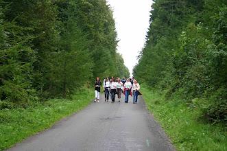 Photo: sur le chemins de Falaen