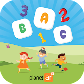 PlanetAR - Alphabets and Numbers