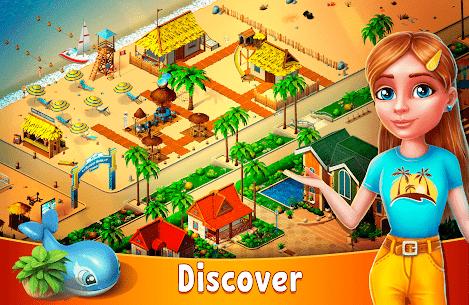 Hidden Resort: Adventure Bay MOD (Unlimited Stars/Coins/Lives) 3