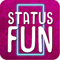 Fun status maker, Quotes creator, Story saver icon