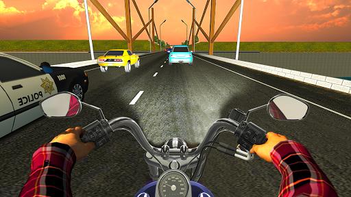 VR Ultimate Traffic Bike Racer 3D  screenshots 24