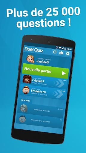 Duel Quiz  captures d'u00e9cran 2