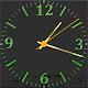 Nice Night Clock with Alarm and Light apk