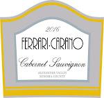 Ferrari-Carano Cabernet Sauvignon