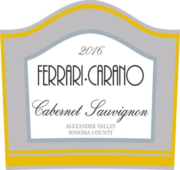 Logo for Ferrari-Carano Cabernet Sauvignon