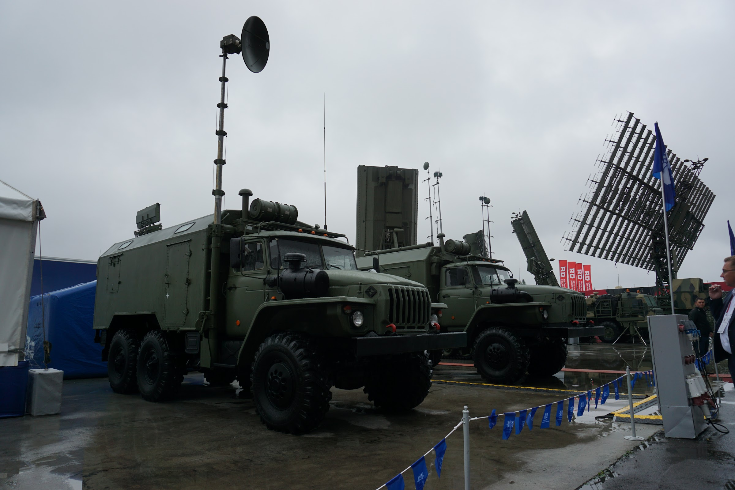 Армия - 2019 в Парке Патриот