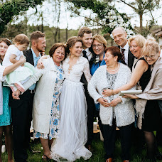 Wedding photographer Dasha Tebenikhina (tebenik). Photo of 05.02.2018