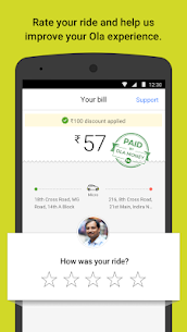 Ola. Get rides on-demand 5