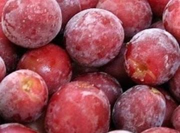 Frozen Grapes Recipe