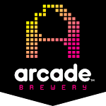 Logo for Arcade Brewery