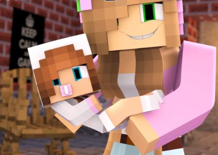 玩免費書籍APP|下載Baby skins for Minecraft app不用錢|硬是要APP