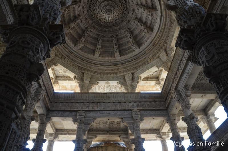 Ranakpur plafond sculpté