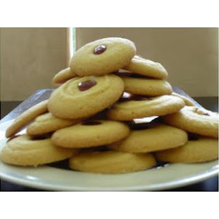 Grandma'S Cornstarch Cookies Recipe
