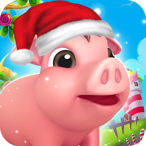 Country Farm Tycoon Simulation