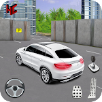 Prado luxury Car Parking Games Icon