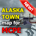 Alaska town map for minecraft icon