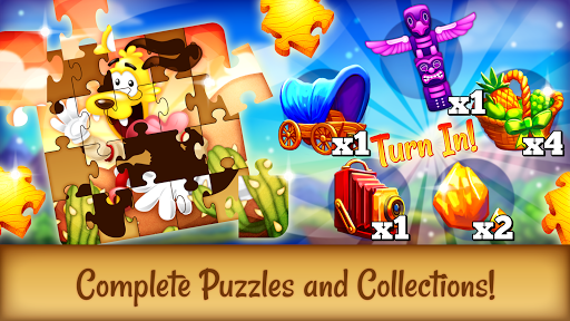 Solitaire Buddies - Tri-Peaks Card Game apkpoly screenshots 5