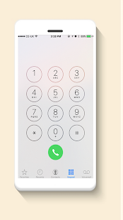 I Contact OS 11 Style Lite For (iPhone x) - náhled