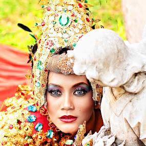 Beauty Women Ira  by Bagas Prakoso - People Portraits of Women