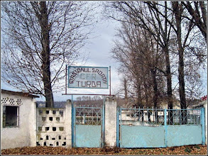 Photo: Stadionul Sportiv CFR - 1964 - sursa Wikipedia https://ro.wikipedia.org/wiki/Stadionul_Municipal_din_Turda#/media/File:Stadionul_vechi_Turda.jpg