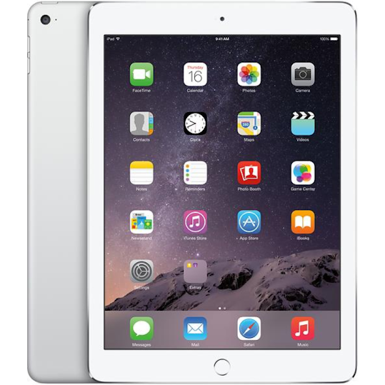 Apple iPad Air 2 Wi-Fi 64GB Silver (A)