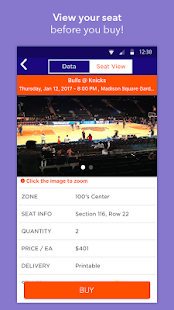 TicketIQ: Cheap Event Tickets- screenshot thumbnail
