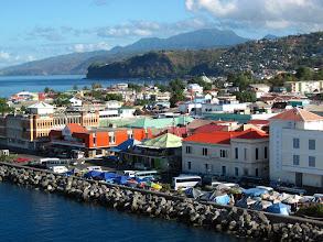 Photo: Rosseau, Dominica